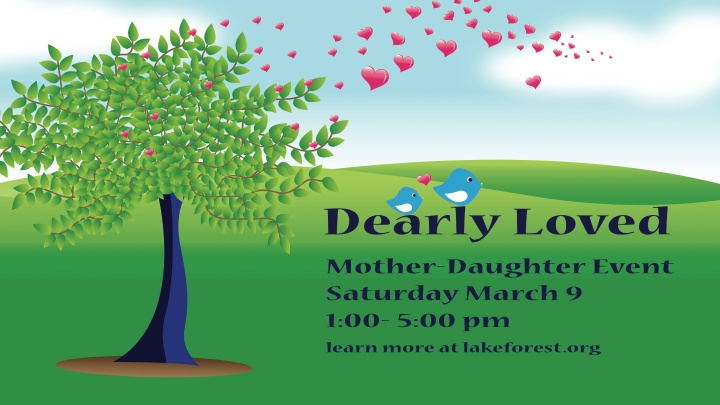 A Mother Daughter Event!!!