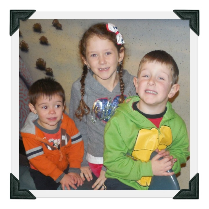 My three children Faith (6), David (4), and Aaron (2) who melt my heart everyday.