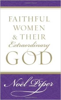 It is a quick and easy read that really shows what the power of God can do in a life dedicated fully to Him. http://www.amazon.com/Faithful-Women-Their-Extraordinary-God/dp/1581346735