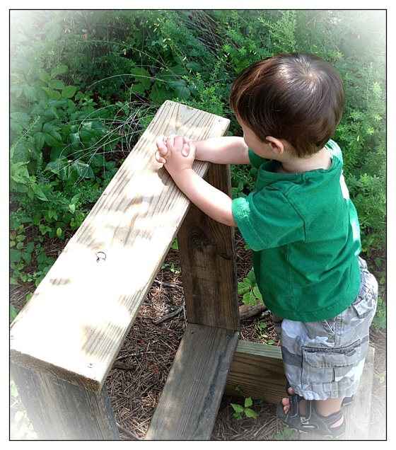 And may we teach our children, at a young age, how to pray and turn to God who loves us with an all encompassing love.